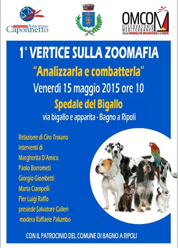 1 vertice sulla zoomafia 15 maggio 2015 bagno a ripoli fi ondamica - Bigallo bagno a ripoli ...
