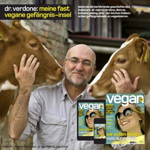 vegan magazin X FB